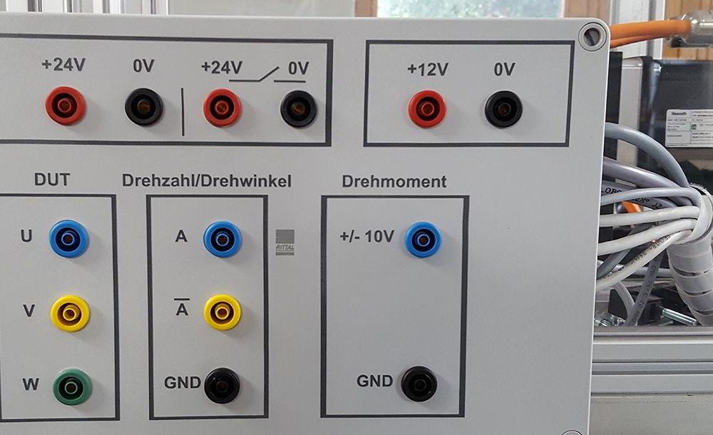 Anschaltbox