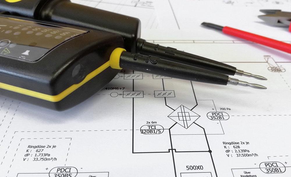 Elektrik-Planung