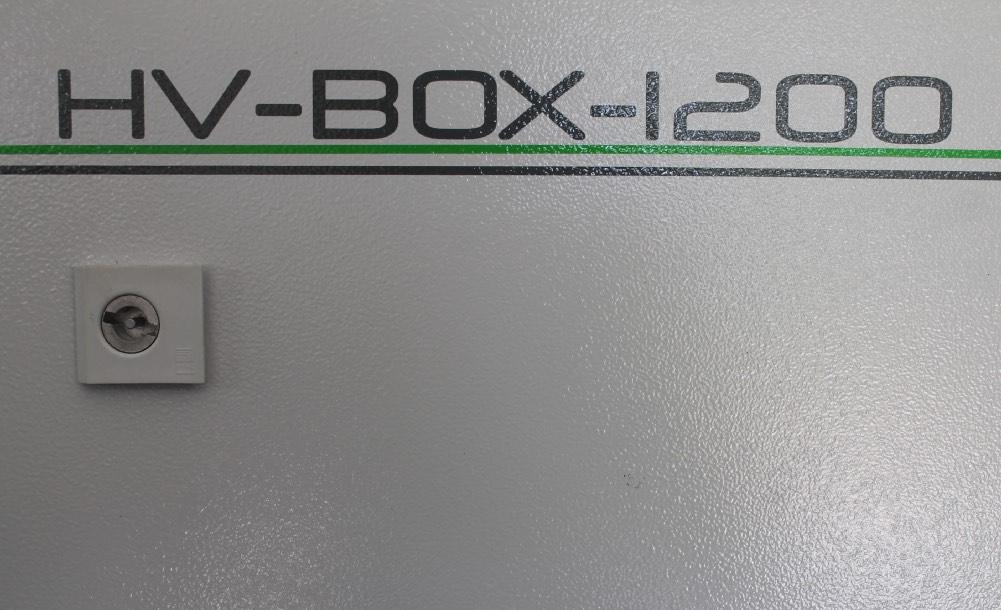 HV Verteilerbox bis 1500V und 1200 A